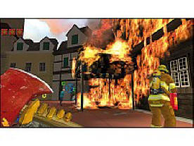 Firefighter  (Wii) (Bild 2)