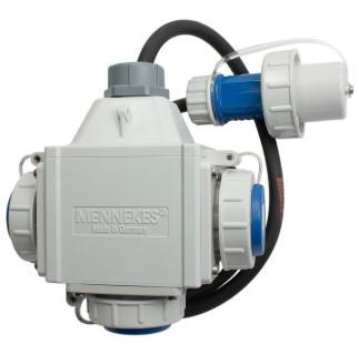 Stromverteiler Delta-Box - Feuerwehrbeleuchtung