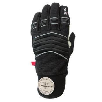 Protektoren und Kevlar Bekleidung Einsatzhandschuhe mit rutschfester Handinnenfläche
