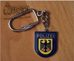 Polizei Schlüsselanhänger