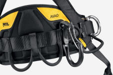 Petzl Avao Bod Fast Klettergurt Arbeitsgurt Size 1 : Auffanggurte höhenrettung & seilrettung