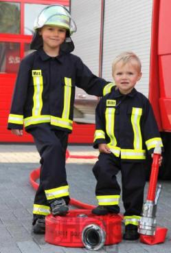 neues Hoch hohes Ansehen tolle sorten Kinder Feuerwehranzug & Kinder Feuerwehrkostüm