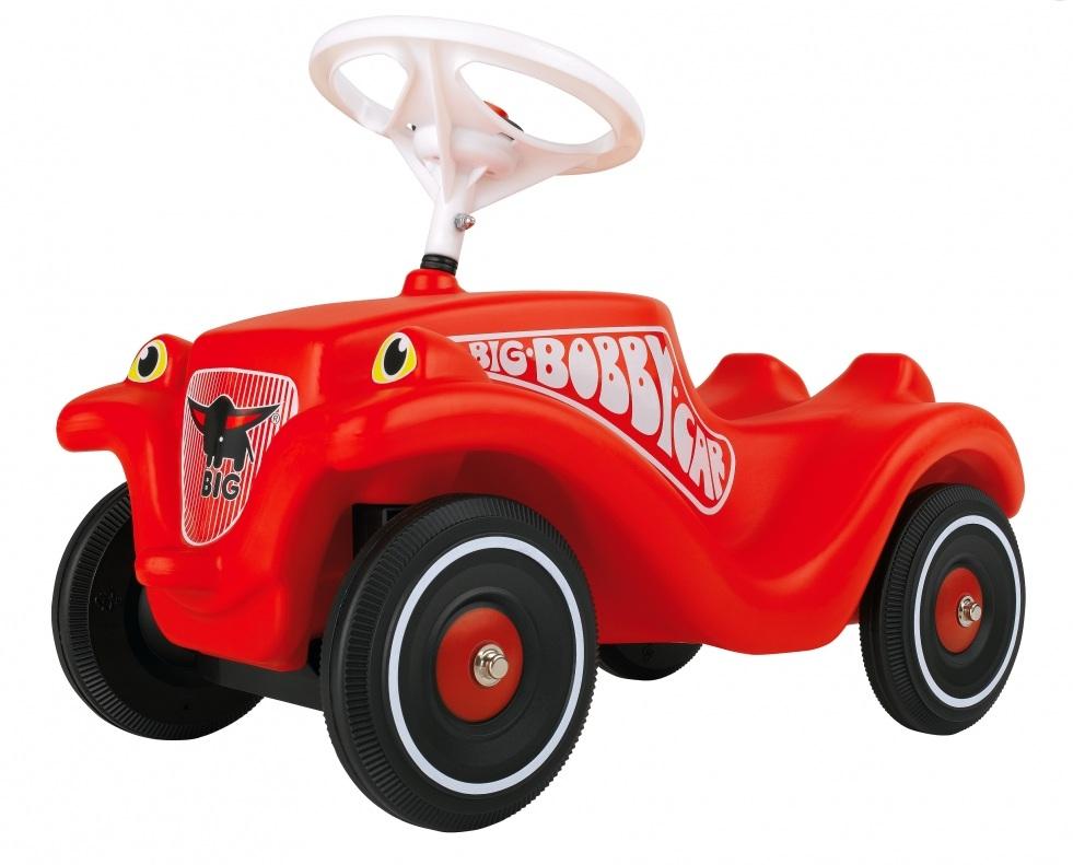 Kinderfahrzeuge Bobby Car Big Car Bobbycar Rot Weiß Weich Und Leicht
