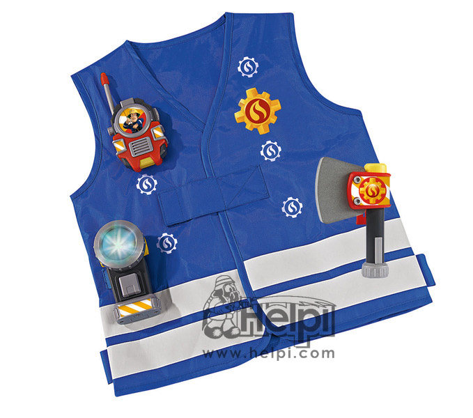 feuerwehrmann sam ausr stung im fireman sam shop. Black Bedroom Furniture Sets. Home Design Ideas