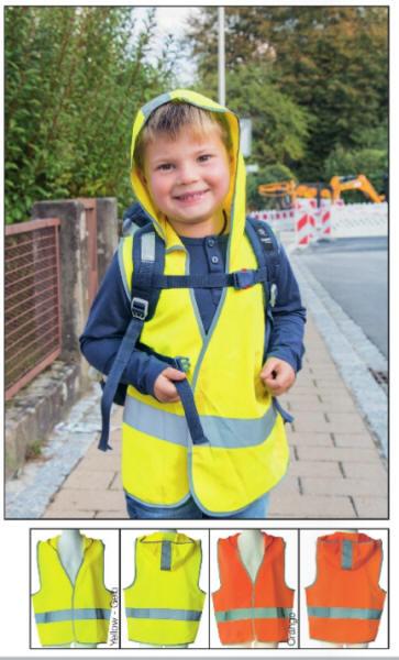Kids' Clothing, Shoes & Accs Active Korntex® Poncho Überwurf Sicherheitsponcho Gelb In 3 Größen