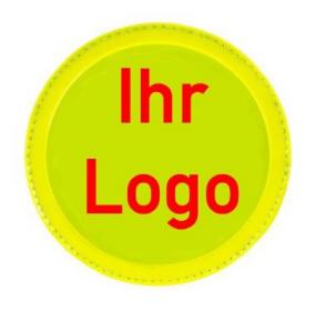 NRW Schulterklappen Balken gelb IuK Helfer