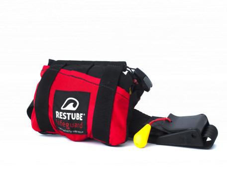 RESTUBE PFD Rettungsboje die kleinste und leicht aufblasbare Schwimmweste