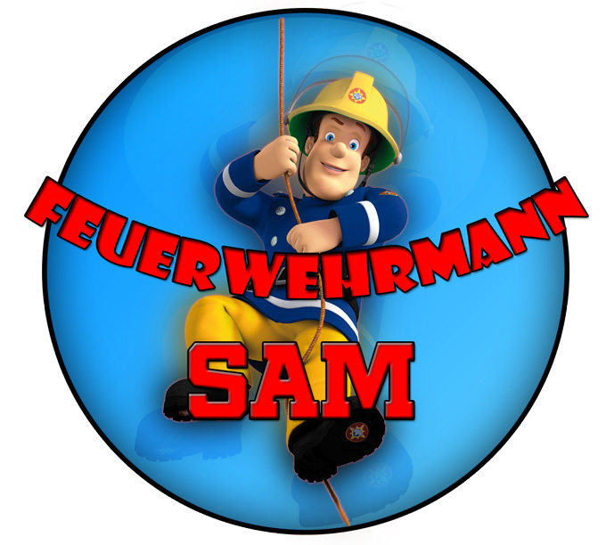 Feuerwehrmann Sam Logo Related Keywords Suggestions